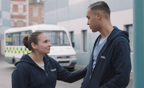 Casualty review with spoilers: Marty gets a wake-up call and Dylan and Faith become closer