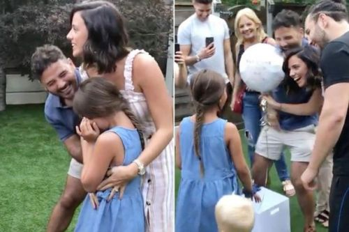 Ryan Thomas shares tearjerker moment he told his daughter Lucy Mecklenburgh was pregnant