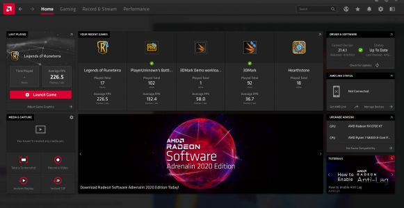 AMD Updates Radeon Software Adrenalin Suite, Brings Crash Protection, Accessibility Tweaks