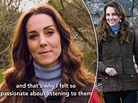 Kate Middleton promotes survey and whirlwind tour of the UK in a new Instagram video