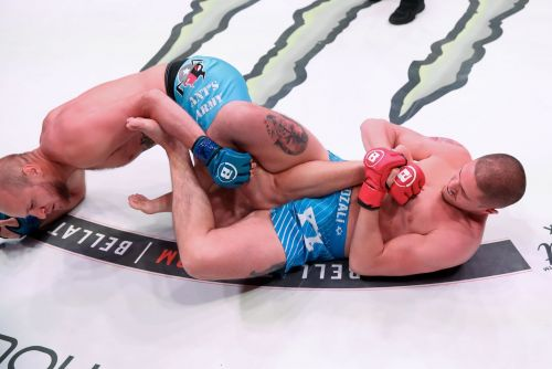 The 18-year-old Isreali's 11 second submission win was completely rehearsed, just like Jorge Masvidal's 5 second flying knee knockout last month