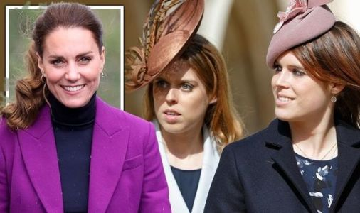 Beatrice and Eugenie 'felt snubbed' by Kate Middleton solo engagements for Queen's Jubilee