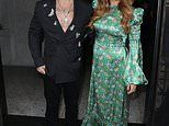 Robbie Williams' wife Ayda Field reveals her mother is battling stage two cervical cancer