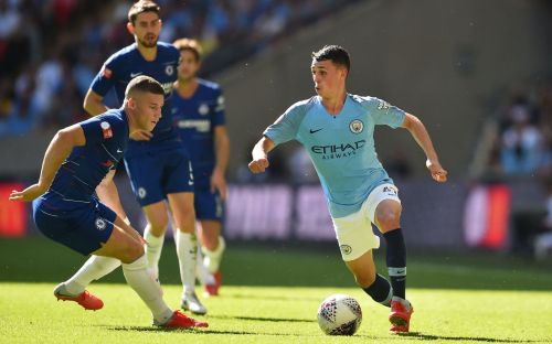 Kyle Walker: Phil Foden can step up in Kevin De Bruyne's absence