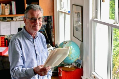 BBC to air new Michael Palin 'nostalgic' docuseries Michael Palin's Travels