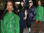 Stars arrive in style for Christopher Kane's SS20 during London Fashion Week