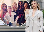 Little Mix make a dig at Simon Cowell as they vow to support new artists on their talent show