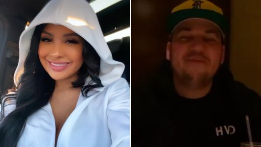 Rob Kardashian enjoys romantic dinner date with model Aileen Gisselle sparking dating rumours