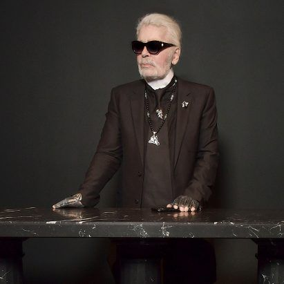 This week, the industry paid tribute to Karl Lagerfeld and Alessandro Mendini