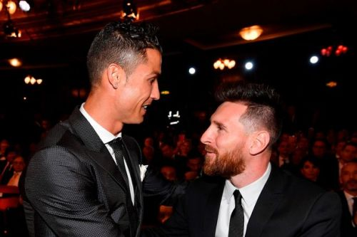 Lionel Messi takes aim at Cristiano Ronaldo as he explains why he doesn't boast about his success
