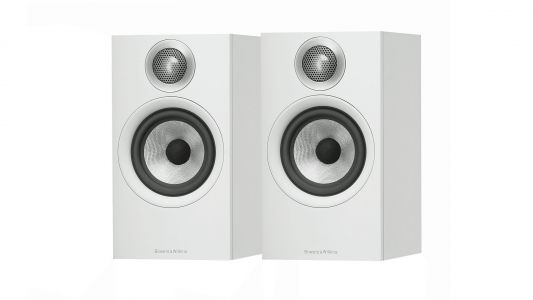 Save £70 on excellent Bowers & Wilkins 607 standmount speakers