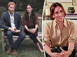 Meghan Markle would 'seriously consider running for president,' a source claims to Vanity Fair