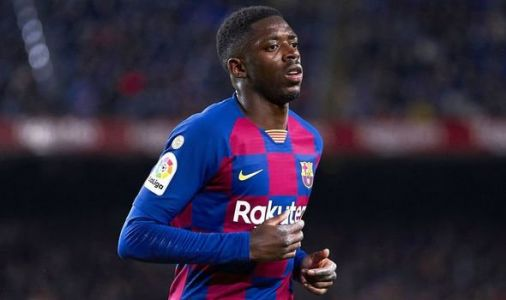 Chelsea chief holds transfer talks with Barcelona ace Ousmane Dembele's agent