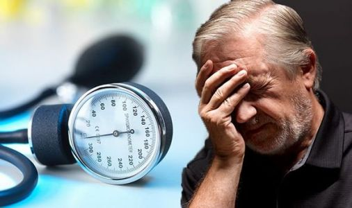 High blood pressure: Could you have hypertension? See a GP if you have these symptoms