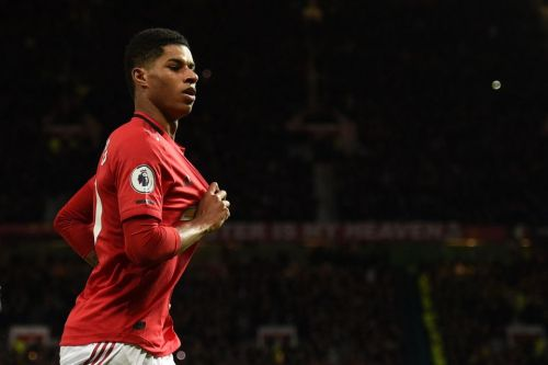 Marcus Rashford is within touching distance of being Dream Team's Player of the Season