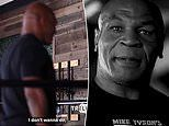 Mike Tyson's goes off on furious rant while filming promo for comeback fight against Roy Jones Jr