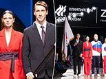 Russia's Tokyo Olympics kit IDENTICAL even though name, flag and anthem are BANNED