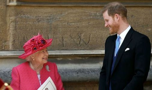 Prince Harry's decision not to 'privately visit' Queen after Philip's death sparks US rage