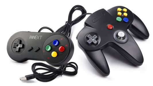 Give PC gaming a classic flavour with these retro controller Prime Day Lightning Deals