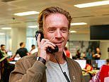 Damian Lewis among host of celebrities taking to City trading floors for charity