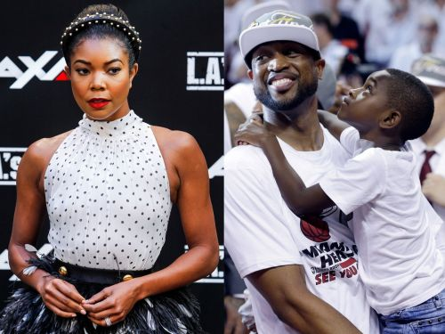 Gabrielle Union defended her family after someone questioned Dwyane Wade's choice to call her and his children 'my girls'