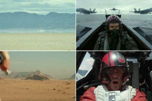 Top Gun Maverick releases first trailer and reminds us of Star Wars