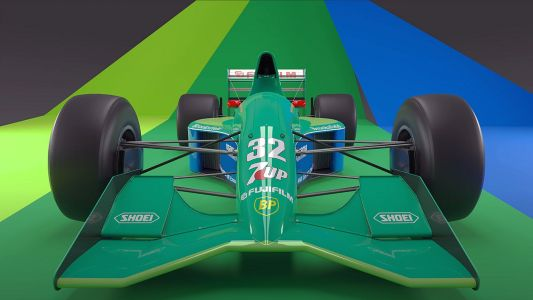 "F1 2020 Deluxe Schumacher Edition launches today, with ""iconic cars"""