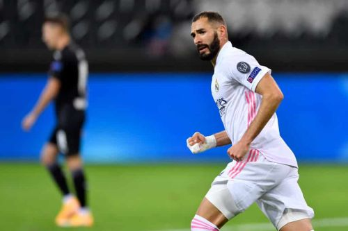 """Real Madrid's Karim Benzema talks Ballon d'Or and """"the best match in football."""""""