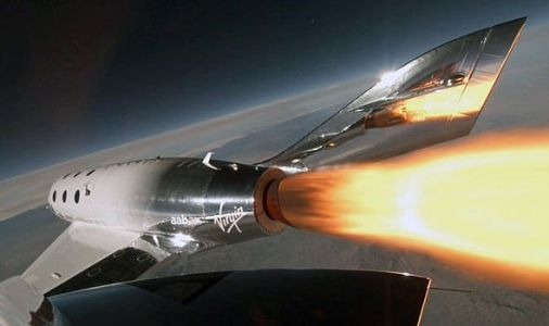 Virgin Galactic to blast supersonic plane into space TODAY