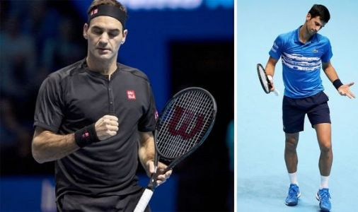 Roger Federer identifies his one hope from facing Novak Djokovic at ATP Finals in London