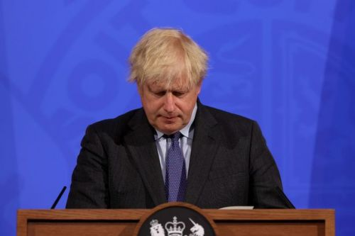 Boris Johnson gets his own lockdown date wrong in TV announcement to the nation
