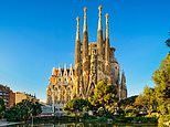 Barcelona's unfinished basilica to be completed using stone from UK