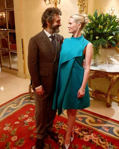 Michael Sheen, 50, is expecting a baby with Swedish model Anna Lundberg, 25, after just months of dating