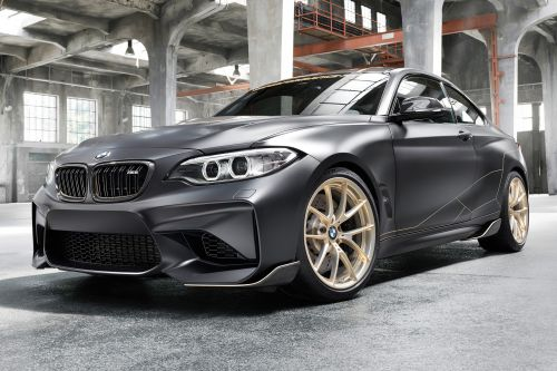 BMW M Performance Parts Concept previews new lightweight M2 parts