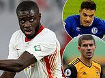 Who could Liverpool target at centre back when the transfer window re-opens in January?