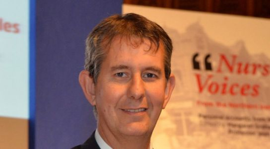 DUP's Edwin Poots speaks of shock after son falls ill in Amazon rainforest