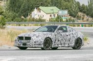 New 2022 BMW M2 coupe begins advanced road tests