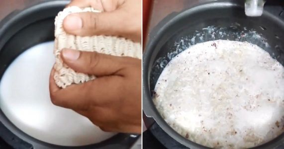 Someone's made sweet ramen noodles using milk and people are horrified