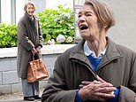 Glenda Jackson returns to screens for first time in nearly 30 years to film Elizabeth Is Missing