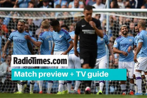 What channel is Brighton v Manchester City on? Kick off time, live stream and latest team news