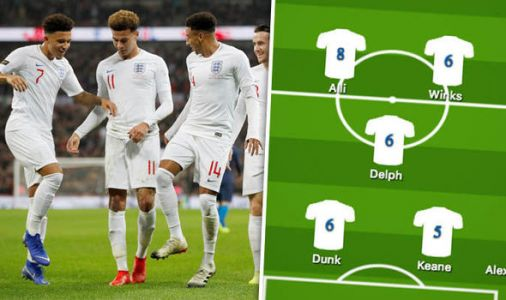 England player ratings vs USA: Sancho superb, Lingard and Wilson shine, Rooney bows out