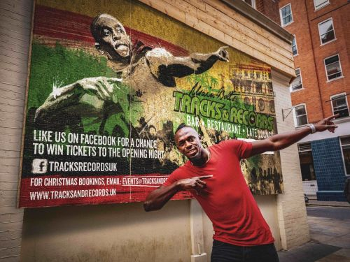 Usain Bolt Is Opening a Restaurant in London