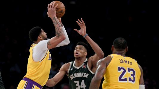 NBA Bet of the Day: Lakers can upset the Bucks in Milwaukee