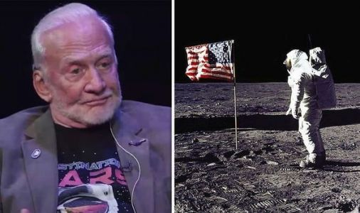 'It was so well staged!' Buzz Aldrin's Moon landing confession revealed after 50 years