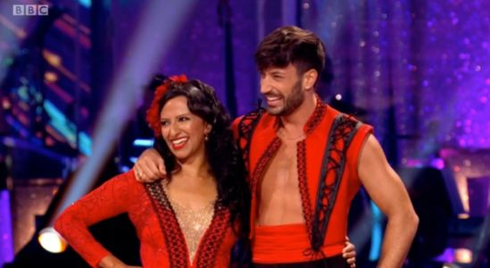 Strictly Come Dancing star Ranvir Singh an 'emotional wreck' watching back first routine