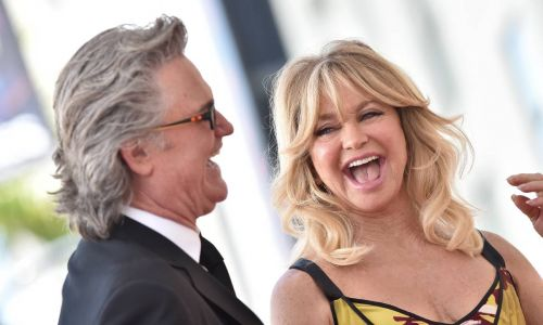 Goldie Hawn and Kurt Russell share glimpse inside home in fun family video