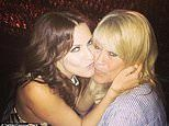 Caroline Flack's tearful mother blasts the CPS for pursuing a 'show trial'
