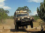 Step back in time to witness 65 years of Land Rover gruelling expeditions