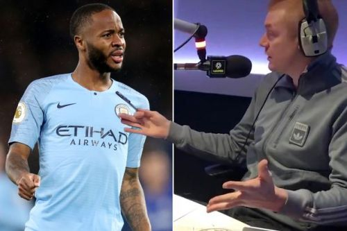 Dave Kitson called out by Leroy Rosenior over Raheem Sterling racism comments