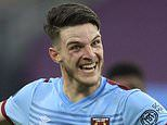 David Moyes reveals West Ham haven't received any offers for Chelsea target Declan Rice